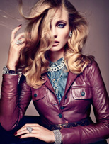 VOGUE JOYAS SPAIN with Charlotte di Calypso