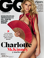 GQ MEXICO WITH CHARLOTTE MCKINNEY